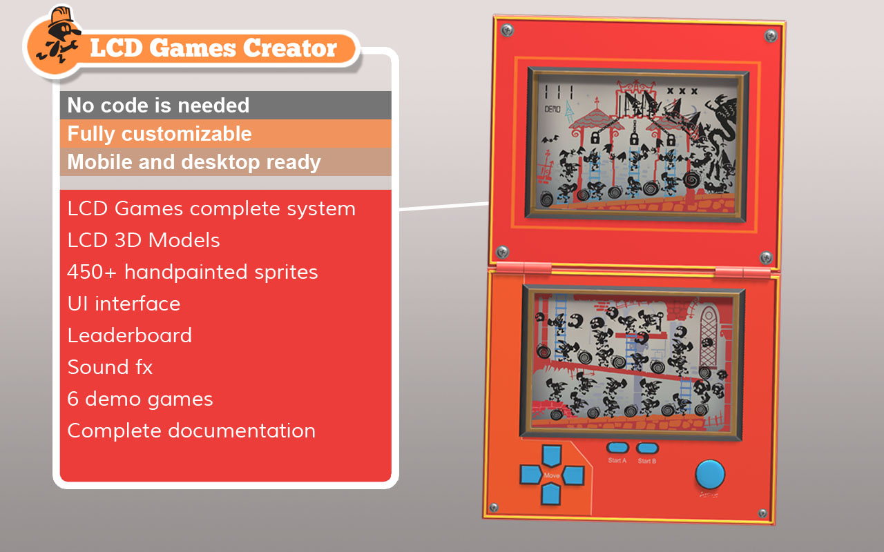 Closed] LCD Game Creator - Unity Forum