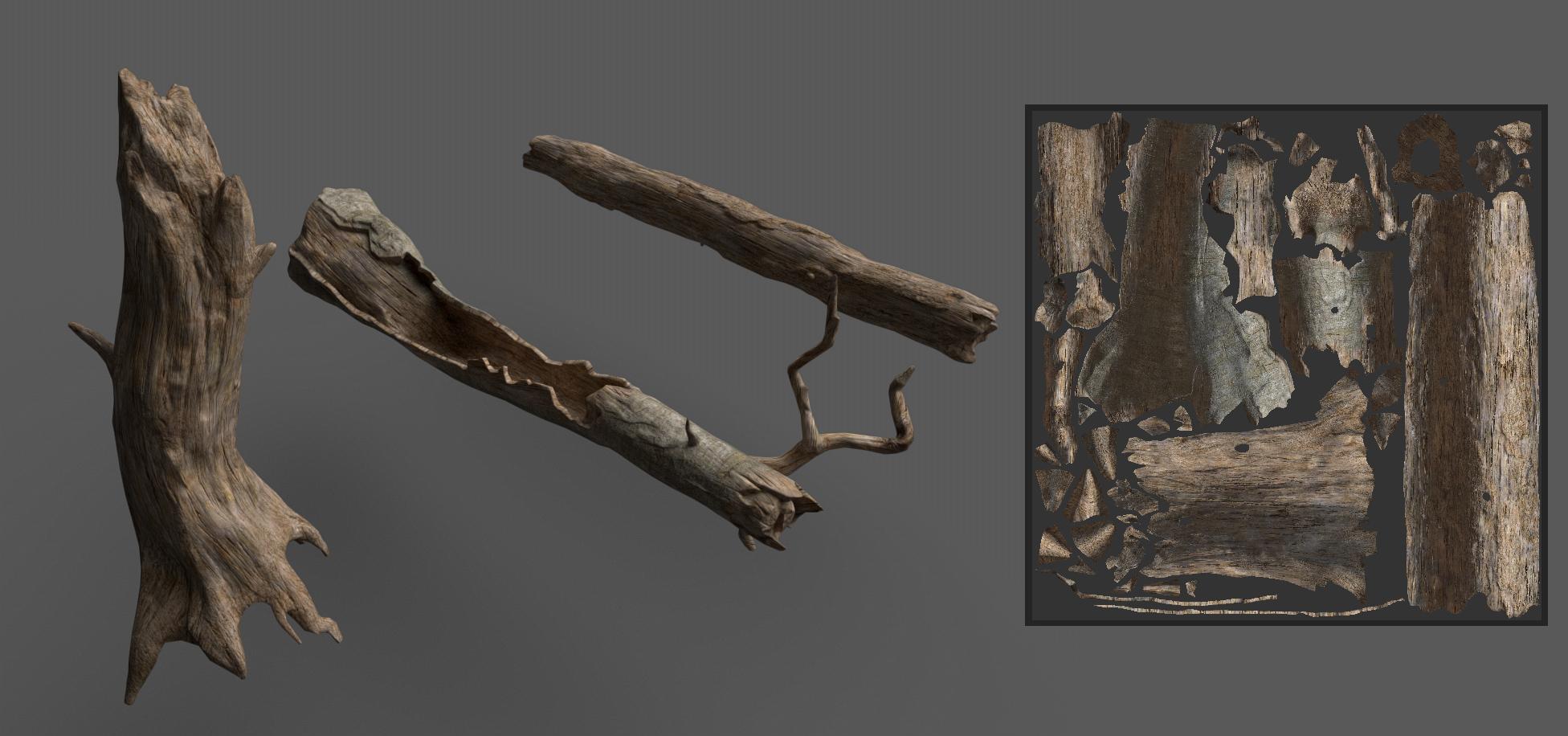Logs first Texture Pass.jpg