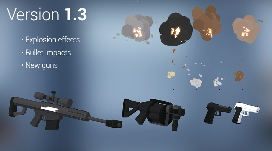 Low Poly Gun Pack Update 1.3 IMG.png