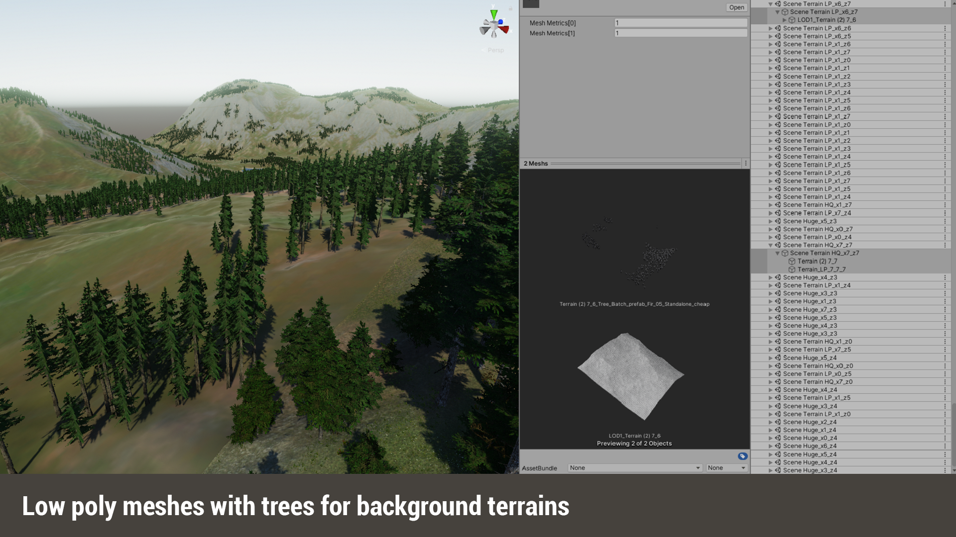 Low poly meshes with trees for background terrains (3).png