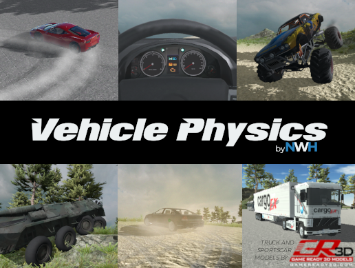 Assets - NWH Vehicle Physics - Unity Forum