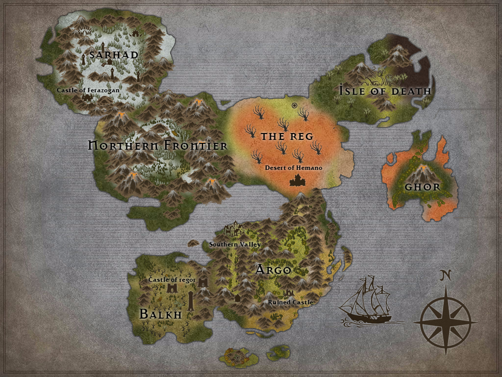 Map for Game? - Unity Forum