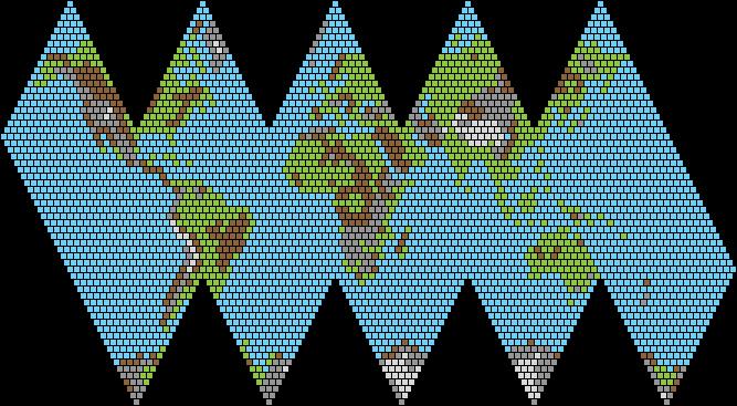 Geodesic globe wip unity community map 2g sciox Gallery