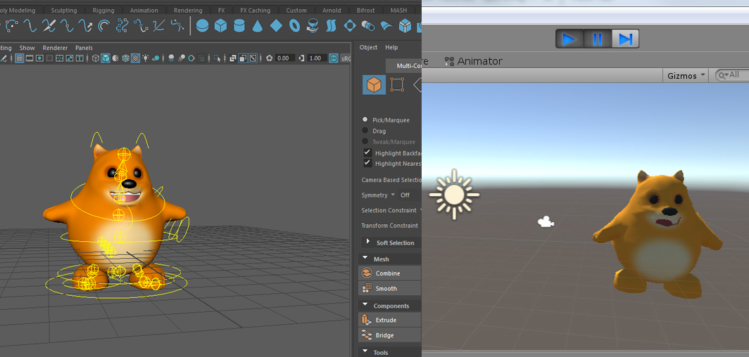 How to improve a character's look good in Unity from Maya - Unity Forum