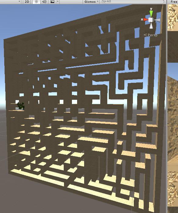 Quick maze generator - Unity Forum