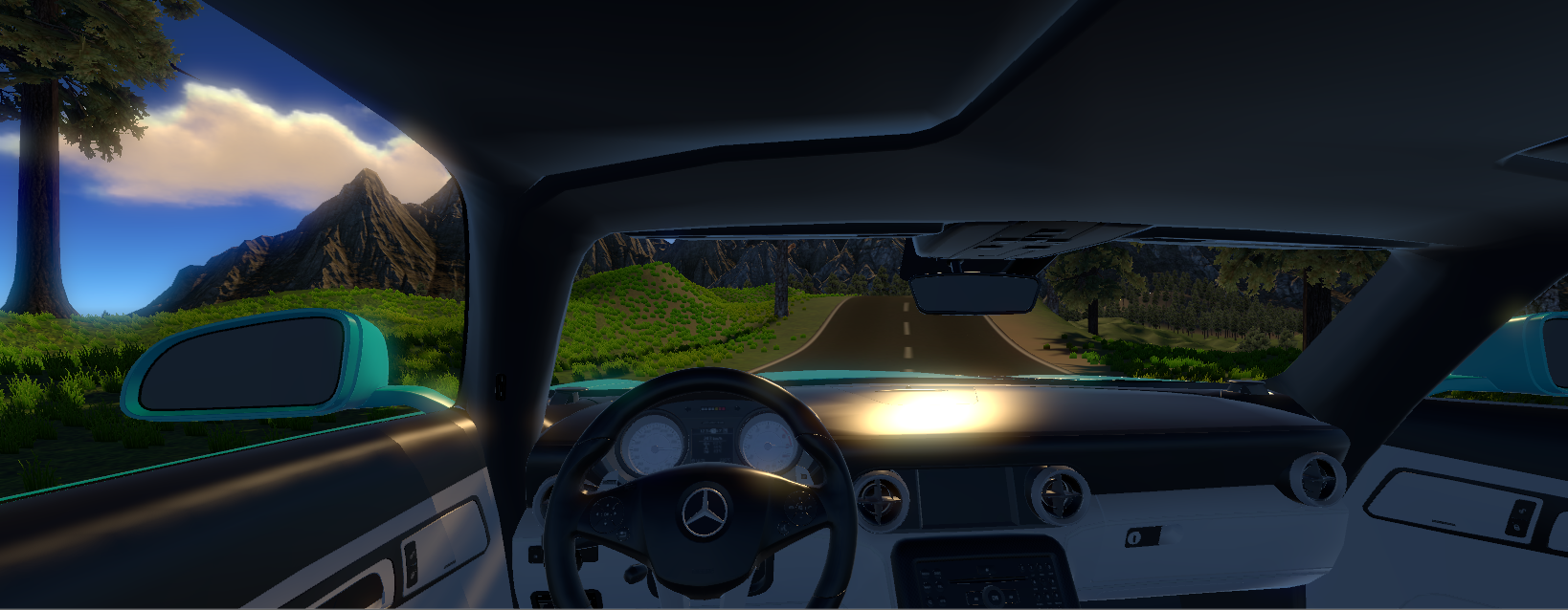 Car Simulator Games >> Pc Wip Freedrive An Open World Driving Simulator