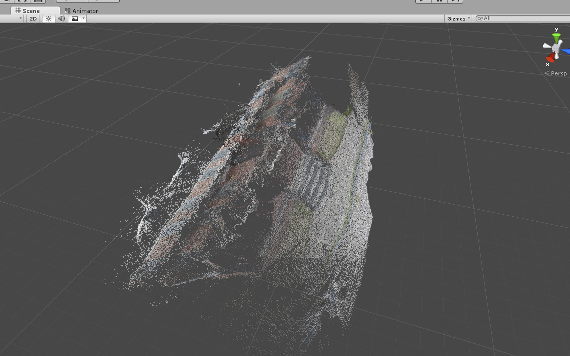 Released] Point Cloud Viewer Tools | Page 2 - Unity Forum