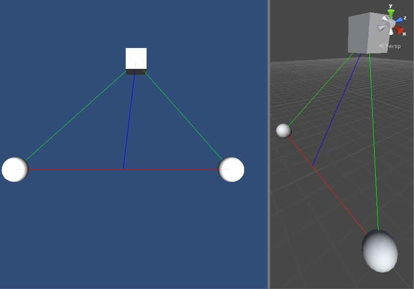 Find midpoint between 2 game objects C# - Unity Forum