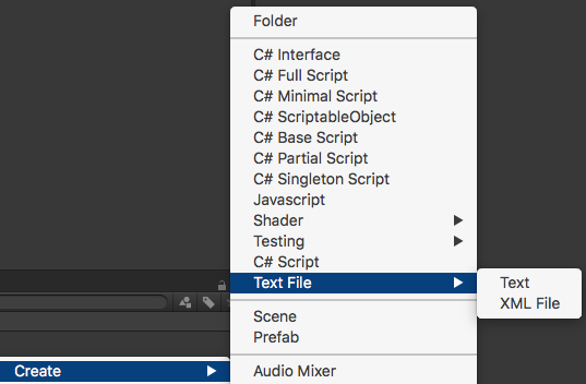 How to create your own C# Script Template? - Unity Forum