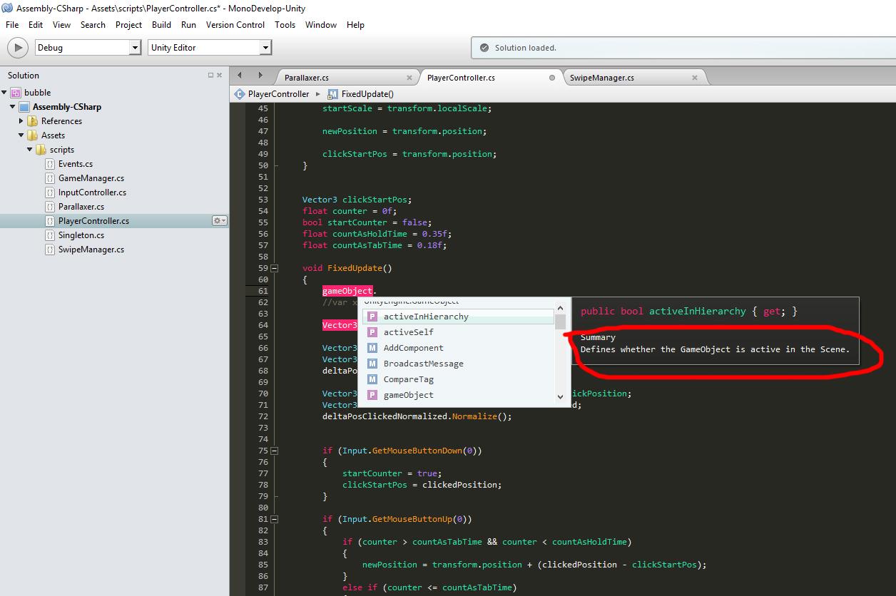 Monodevelop to Visual Studio 2017 - Unity Forum