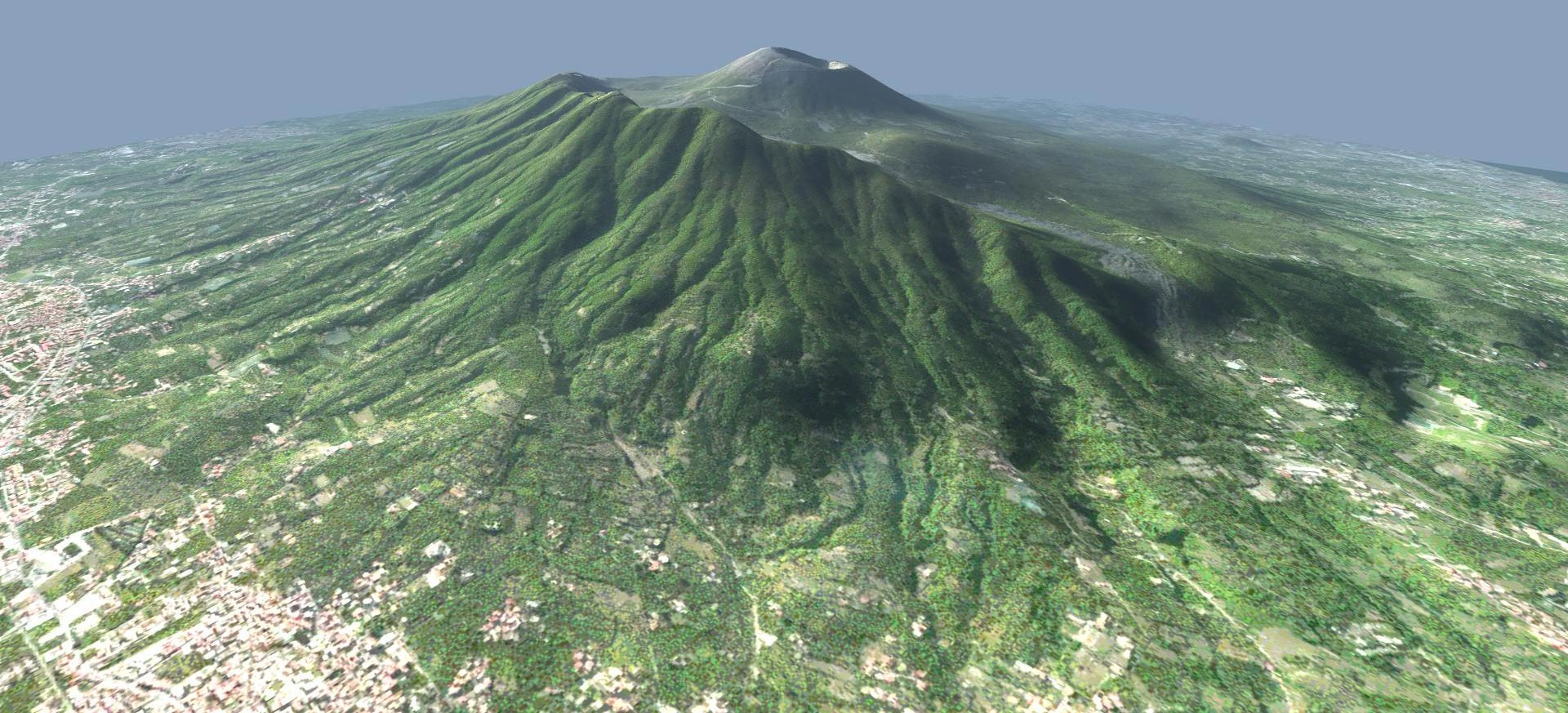 From Google Maps And Heightmaps To 3d Terrain – Fondos de Pantalla