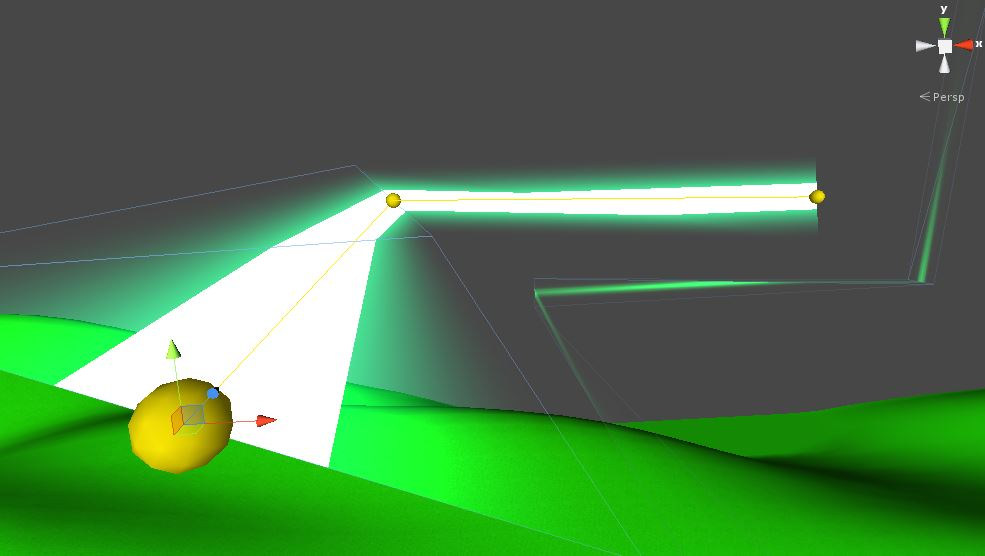 Drawing D Lines In Unity : Volumetric lines unity community