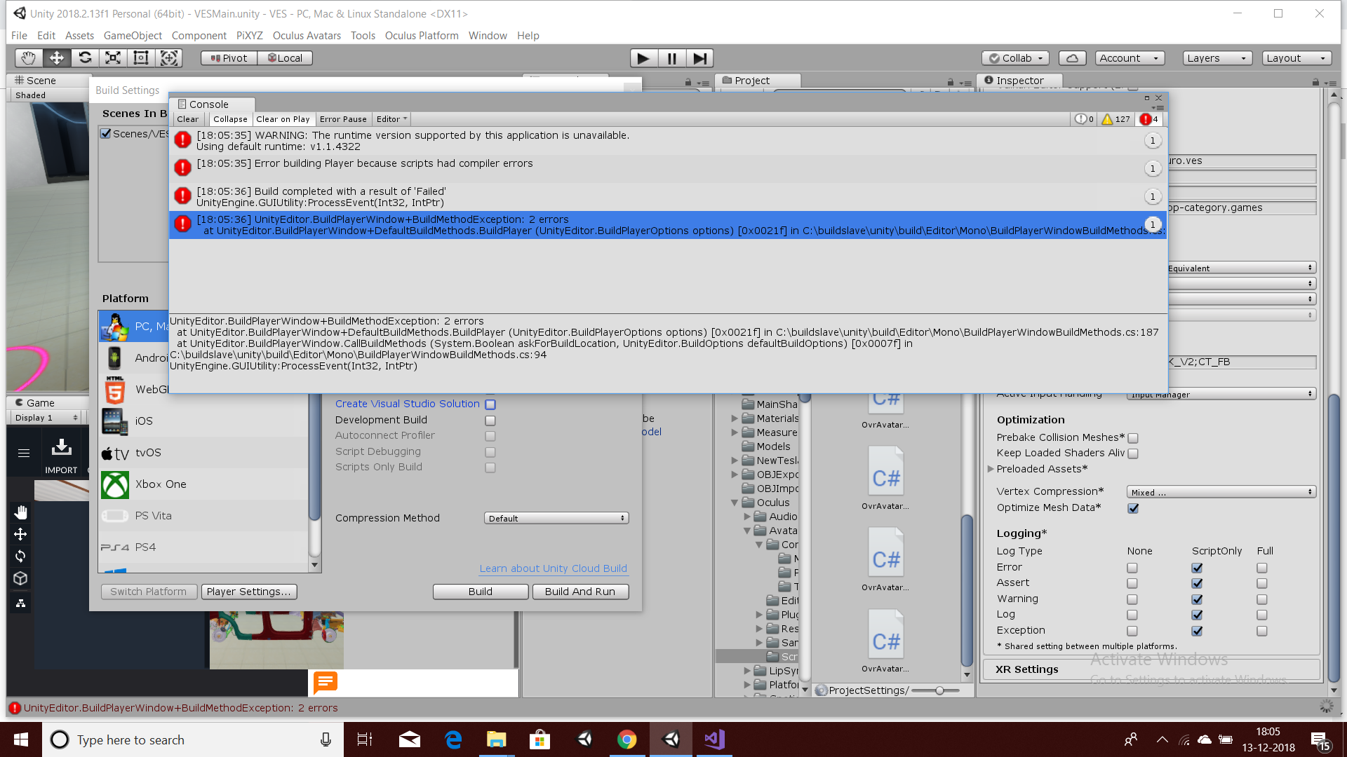 Mono Upgrade - mscorlib dll was not found - Unity Forum