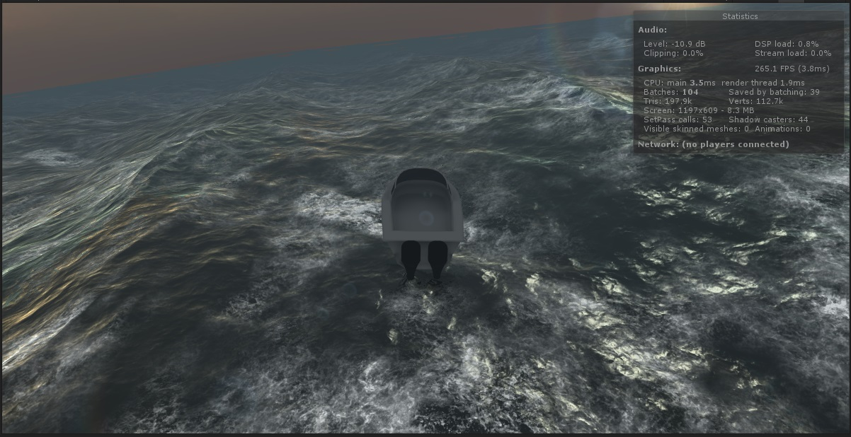 The Community Ocean Shader (Open Source) Unity 5 - Unity Forum