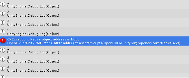 RELEASED] OpenCV for Unity | Page 26 - Unity Forum