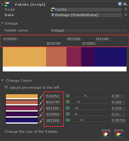[Release] Color Palettes for Unity - Unity Forum