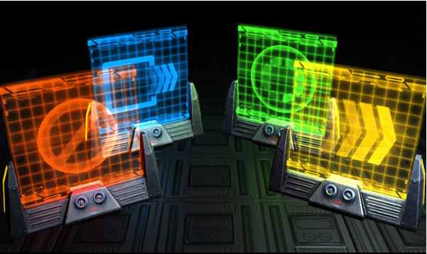 Holographic Signs --- - Unity Forum