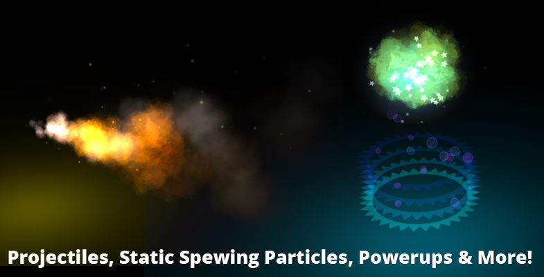 FREE] Magic Spells Particles, Including Particle Components to Build