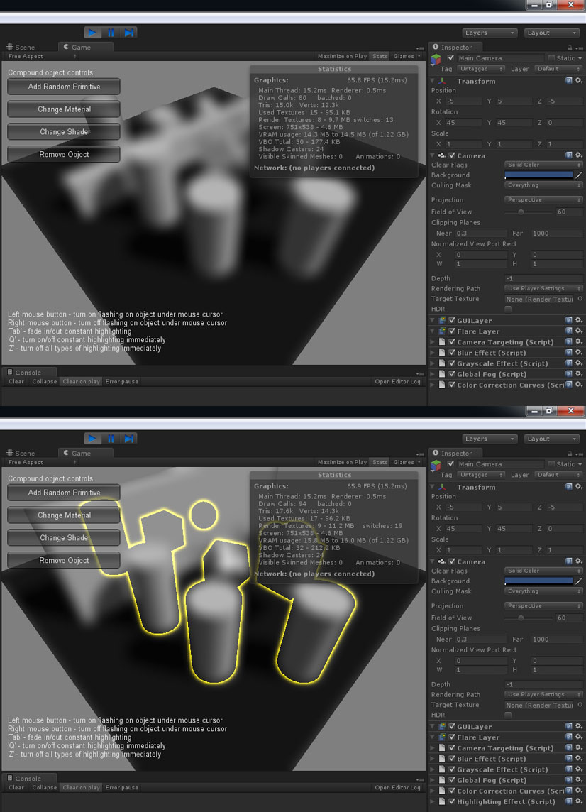 Highlighting System [Released] - Unity Forum