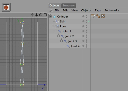Argh! Skeleton from C4D isn't working :( - Unity Forum