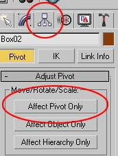 Change an object's pivot point? - Unity Forum