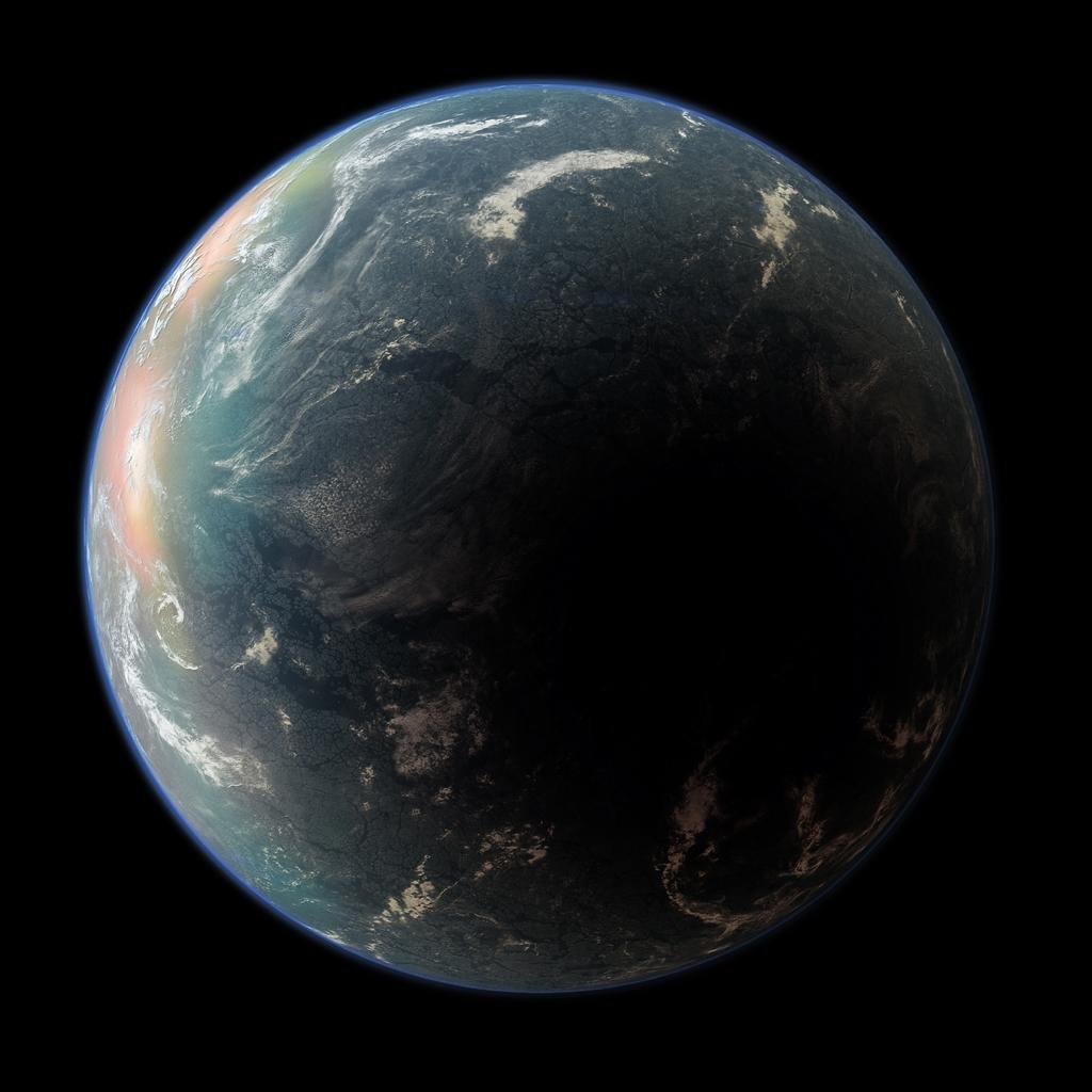 Unity Planet Generator