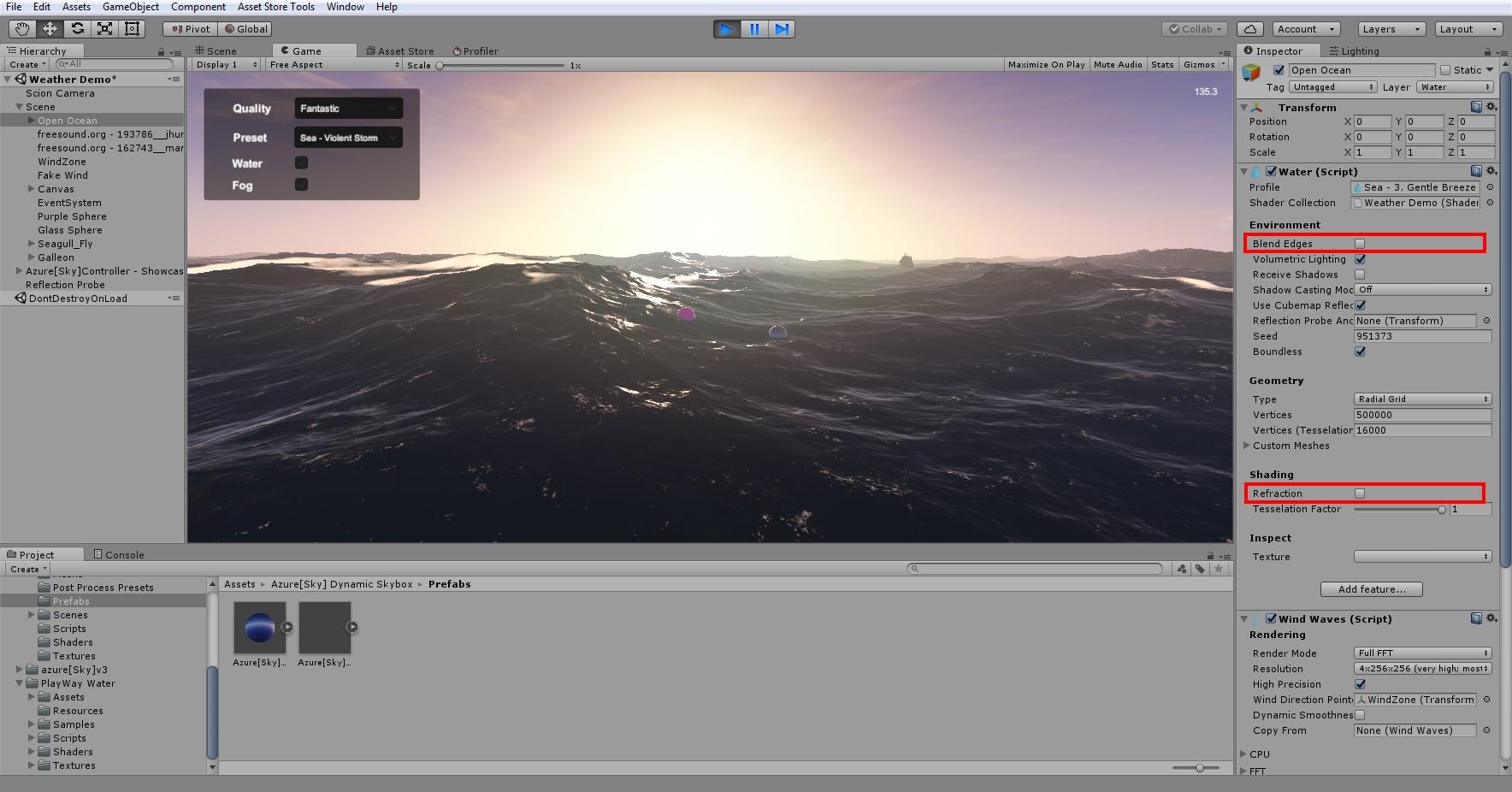 Azure[Sky] - Dynamic Skybox | Page 10 - Unity Forum