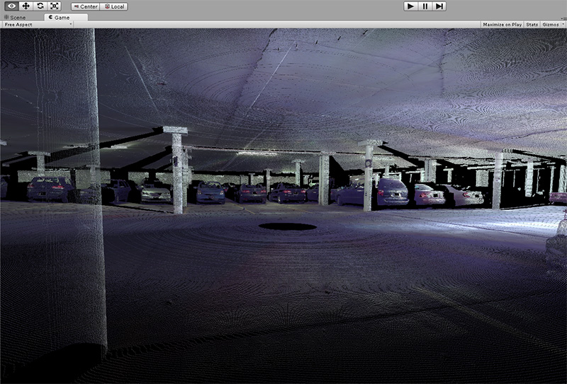 Released] Point Cloud Viewer Tools - Unity Forum