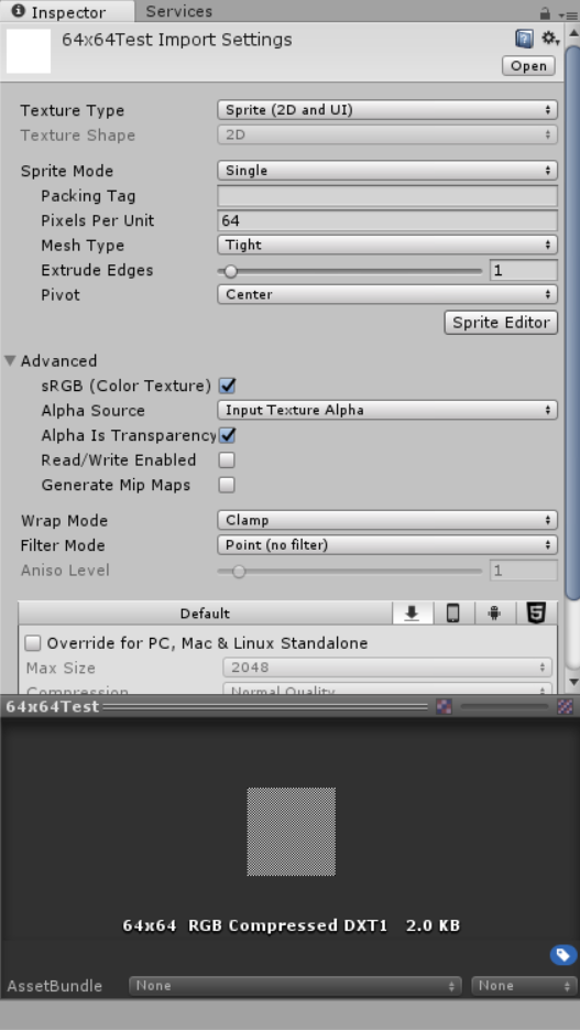 Pixel perfect sprites? - Unity Forum