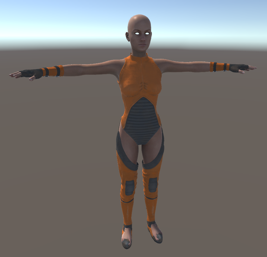 Released] Morph Character System (MCS) - Male and Female