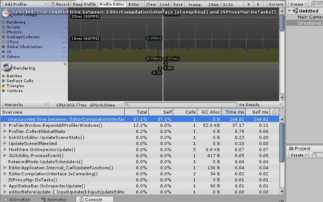 Editor lag spikes, whenever I have internet connection  - Unity Forum