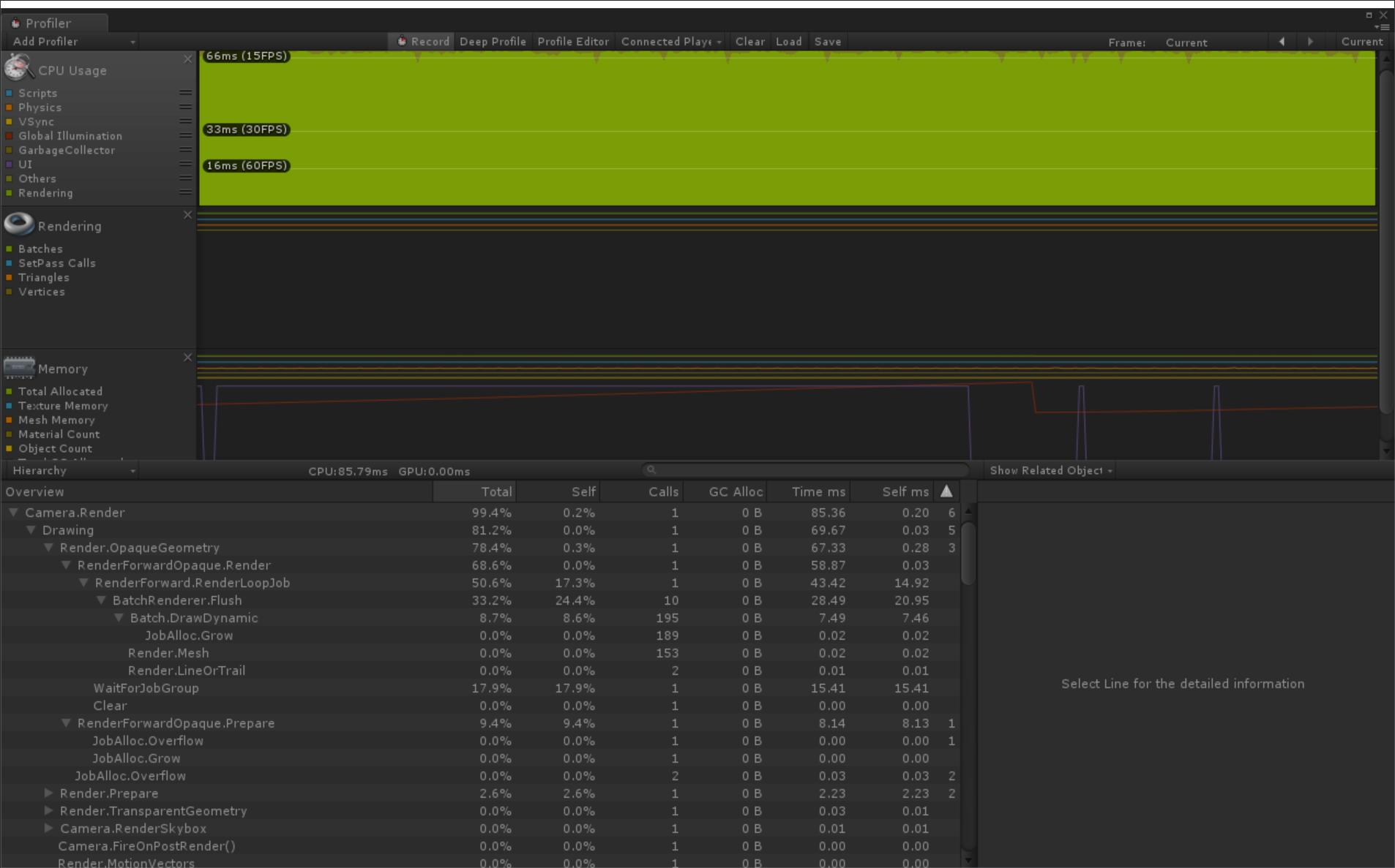Big amount of meshes render optimization? - Unity Forum