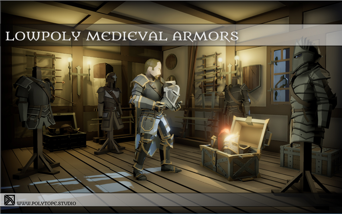 PT_Medieval_Lowpoly_Armor_Sets_Diorama.jpg