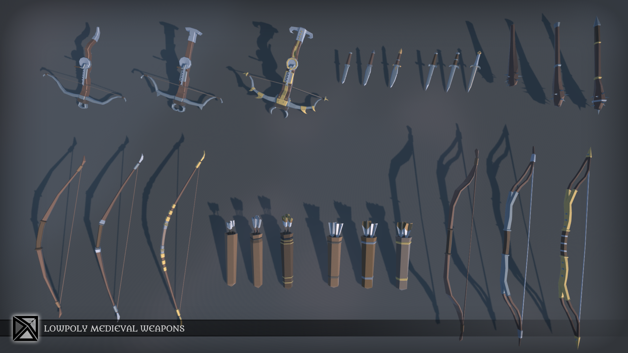 PT_Medieval_Lowpoly_Weapons_Crossbow_Longbow_Dagger_Club_Quiver.png