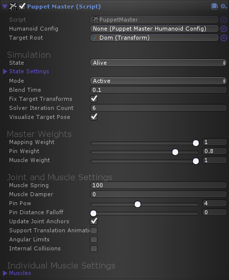 PuppetMaster - Advanced Character Physics Tool [RELEASED]   Page 21