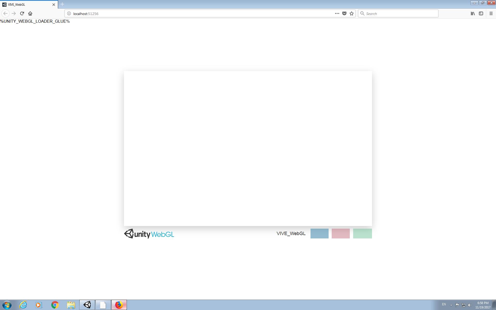 WebGL and WebVR - Unity Forum