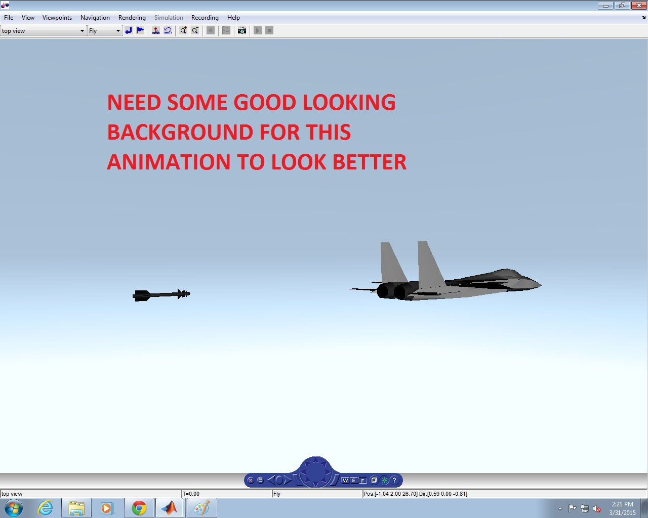 Need 3D mesh background in VRML format for usage in MATLAB