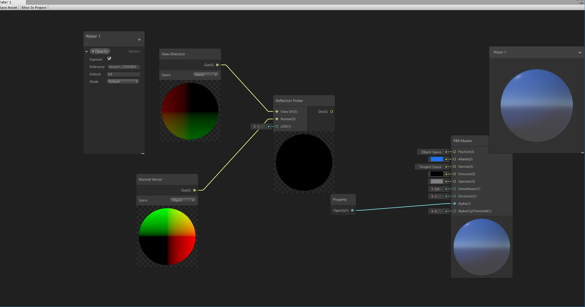 Feedback Wanted: Shader Graph | Page 30 - Unity Forum