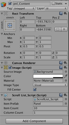 SOLVED] Trying to create a dynamic scroll view - Unity Forum