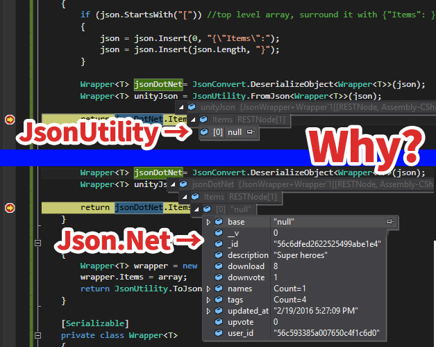 JsonUtility FromJson() return null  - Unity Forum