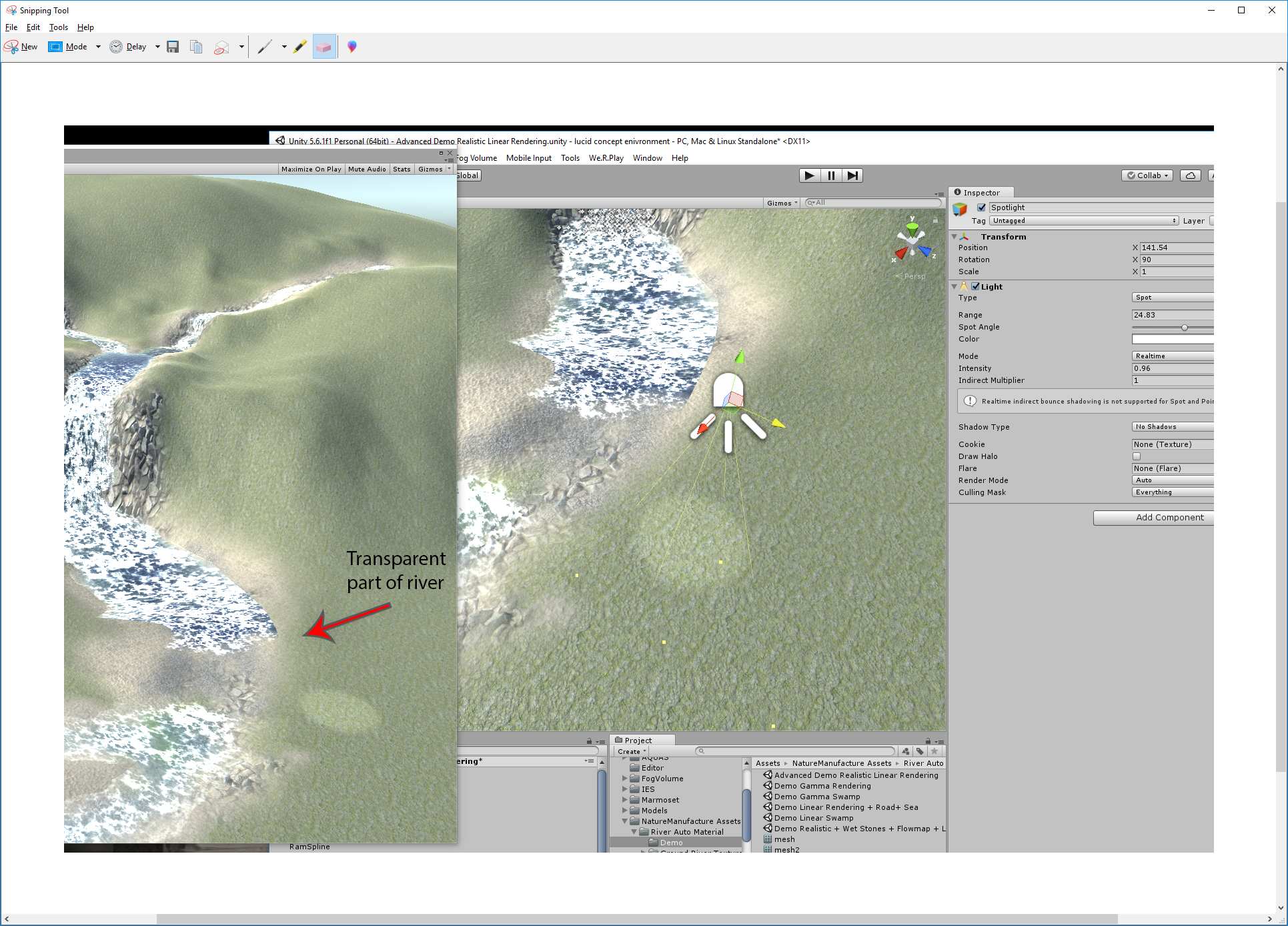 Released] R A M River Auto Material  | Page 12 - Unity Forum