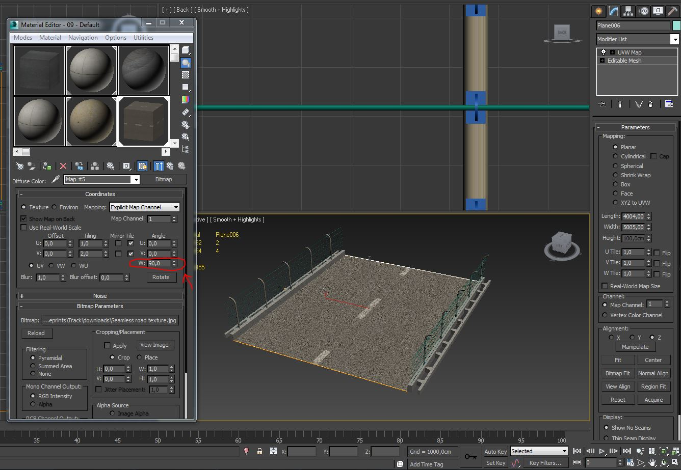 problem with importing road texture to unity from 3DS max - Unity Forum