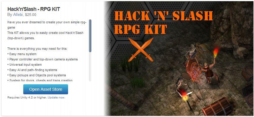 easy hack and slash games