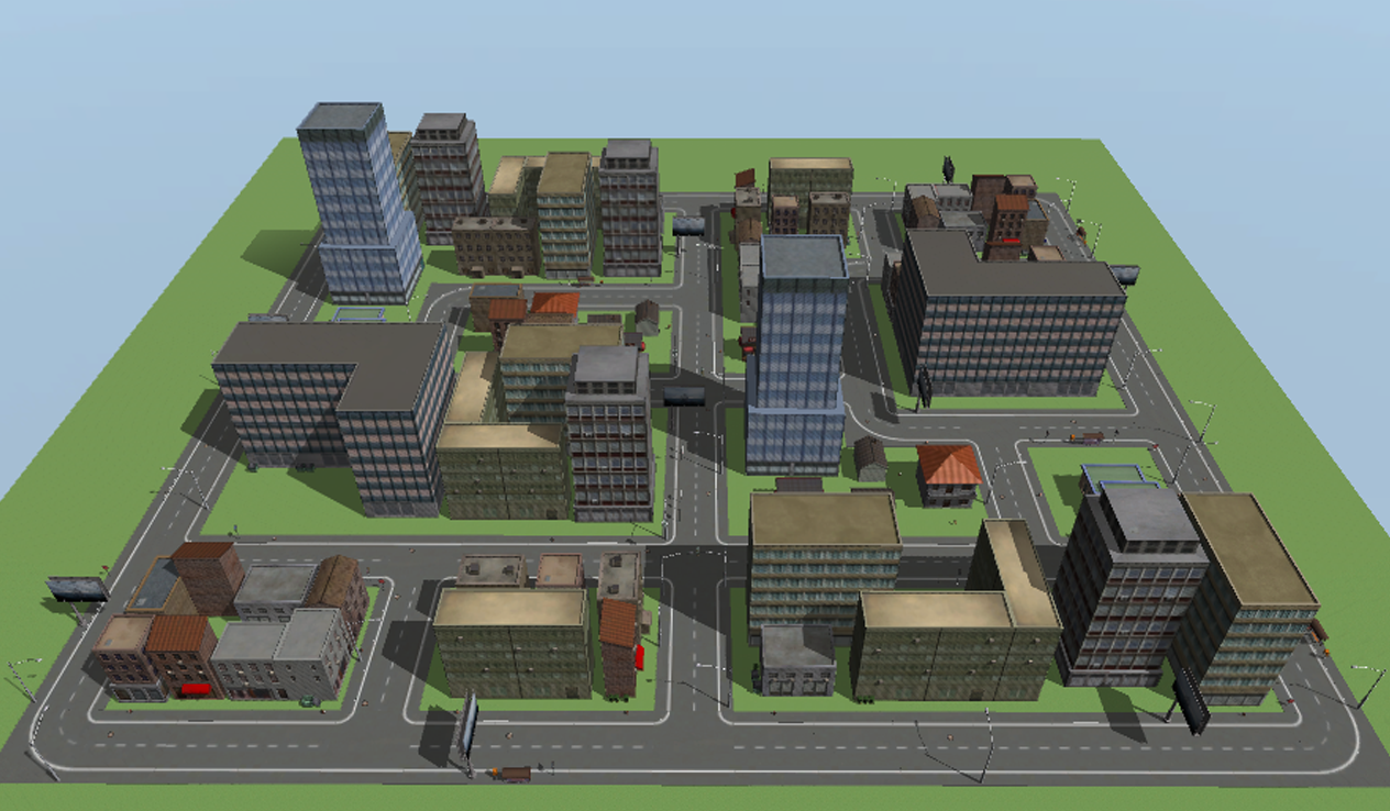 Low Poly City Pack - Unity Forum