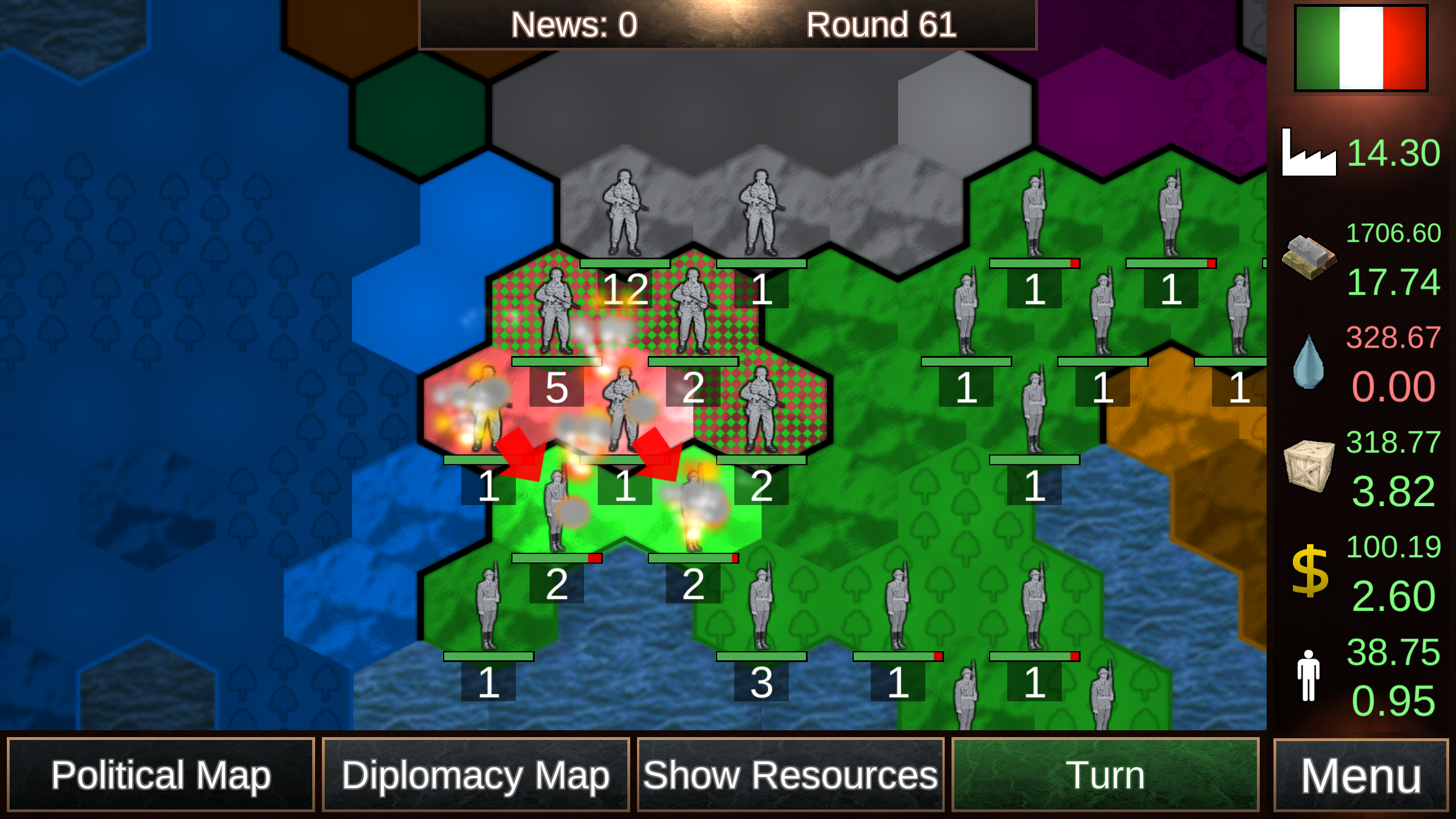 Android] Global Conquests - turn-based strategy - Unity Forum