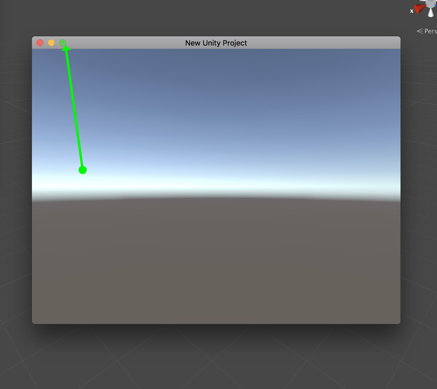 Cannot exit full screen mode - Unity Forum