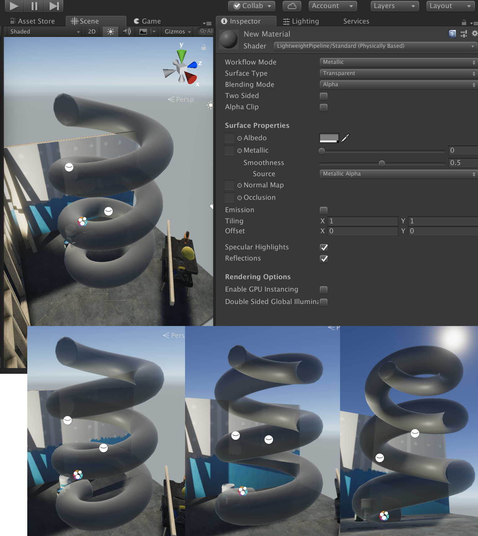Feedback Wanted: Lightweight Render Pipeline | Page 3