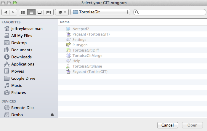 Good GIT- GIT Client Support in Unity on Mac/Windows - Unity