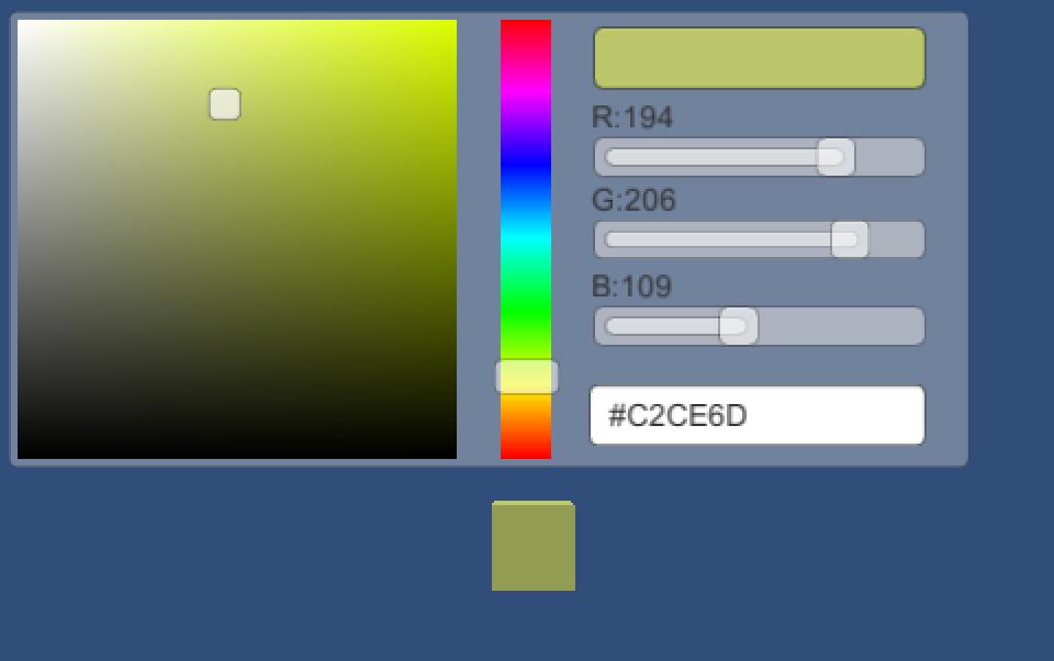 Color Picker - Unity Forum
