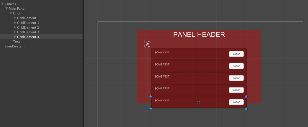 How to fit Grid Layout inside another Panel - Unity Forum